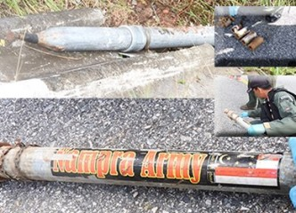 PULO claims responsibility for firing rockets